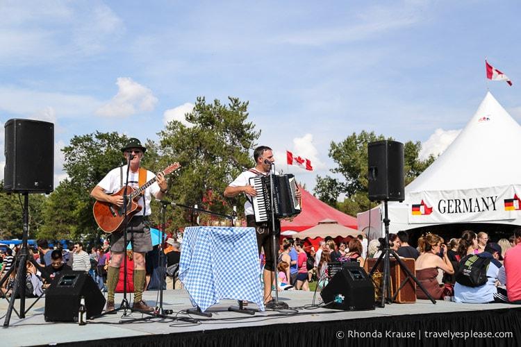 Edmonton Heritage Festival- Celebrating Canada's Multiculturalism