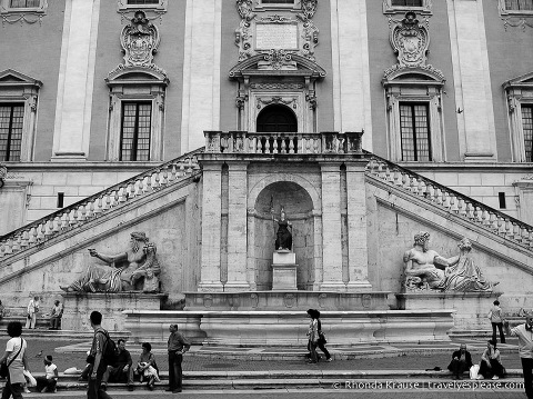 travelyesplease.com | Rome in Black and White: Photo Series