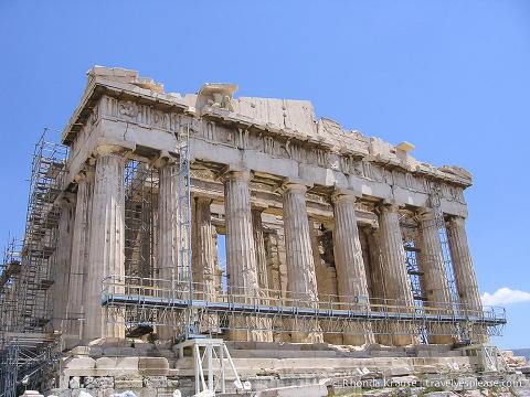 travelyesplease.com | The Acropolis- Athens' High City