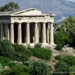 Photo of the Week: Temple of Hephaestus, Athens