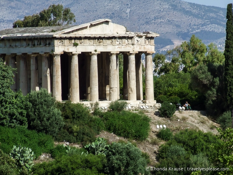 Temple of Hephaestus, Athens: Photo of the Week  Travel ...