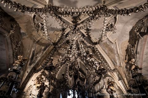 travelyesplease.com | Bone Church- Sedlec Ossuary, Kutna Hora