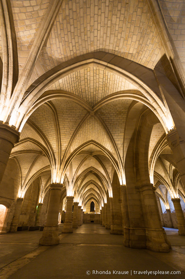 travelyesplease.com | The Conciergerie, Paris- From Palace to Prison