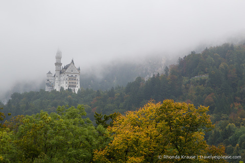 travelyesplease.com  Photo of the Week: Neuschwanstein Castle, Germany