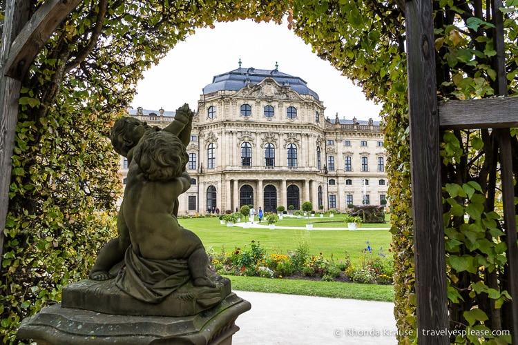 travelyesplease.com | Photo of the Week: Wurzburg Residence, Germany