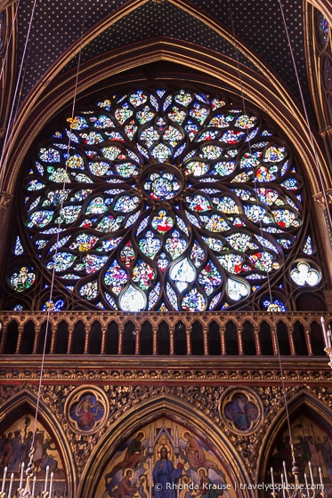 travelyesplease.com | Sainte-Chapelle- A Stained Glass Masterpiece