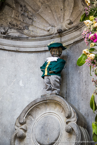 travelyesplease.com   Brussels- Belgium's Quirky Capital
