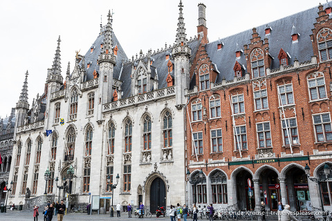 travelyesplease.com | Bruges: A Love Affair That Started With a Movie | Grote Markt