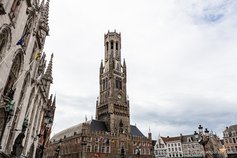 travelyesplease.com | Bruges: A Love Affair That Started With a Movie | The Belfry