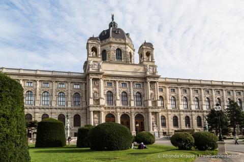 travelyesplease.com | The Vienna Card- Worth it or a Waste of Money | Maria-Theresienplatz, Vienna