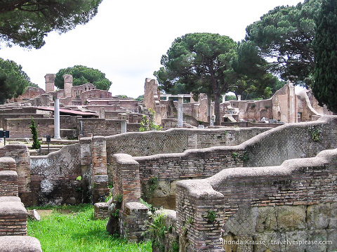 Ruins of Ancient Ostia
