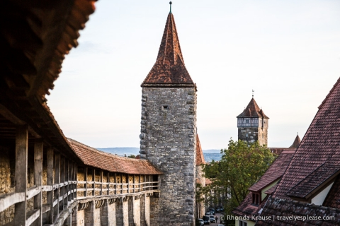 travelyesplease.com | Rothenburg, Germany- An Enchanting Medieval Town