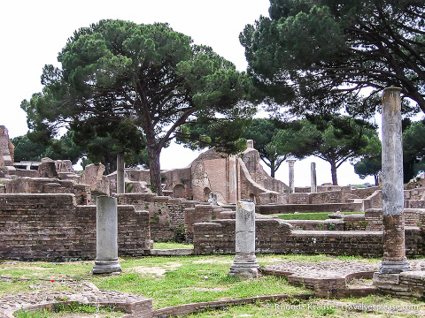 travelyesplease.com | Self-Guided Tour of Ostia Antica- Harbour City of Ancient Rome