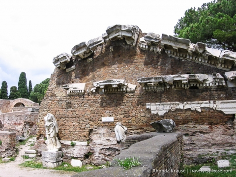 travelyesplease.com | Ostia Antica- History, Tour and Tips for Visiting