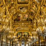 Photo of the Week: Grand Foyer of Palais Garnier, Paris