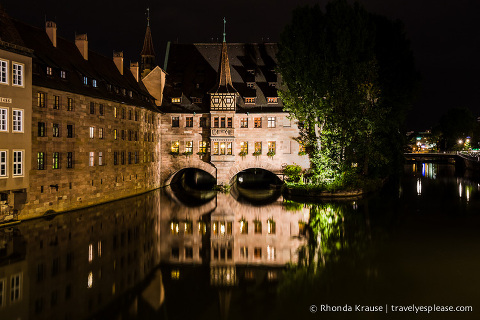 travelyesplease.com | Nuremberg Castle, Symbol of Imperial Power- Guide and Photo Tour