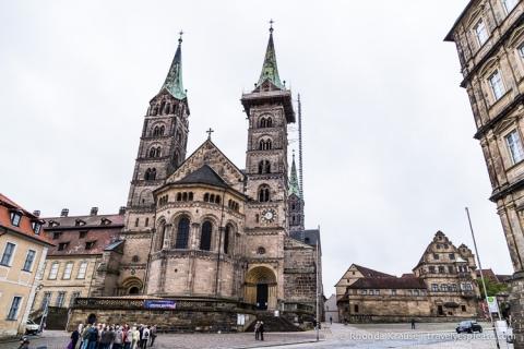 travelyesplease.com | Bamberg, Germany- A Bavarian Treasure | Bamberg Cathedral