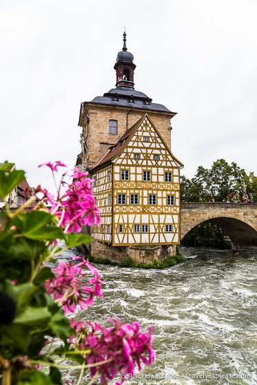 travelyesplease.com | Bamberg, Germany- A Bavarian Treasure | Altes Rathaus