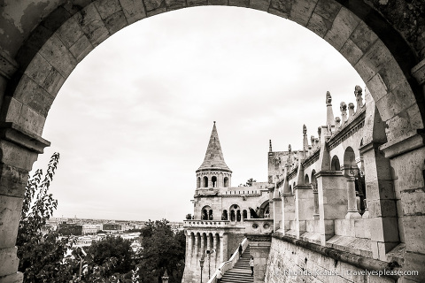 travelyesplease.com | Photo of the Week: Fisherman's Bastion, Budapest