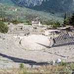 Ancient Delphi- The Navel of the World