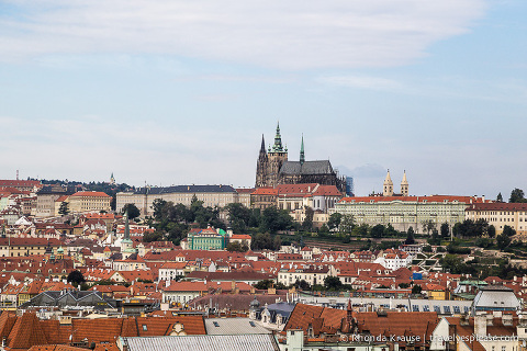 travelyesplease.com | Pleasant Surprises in Prague | View of Prague Castle