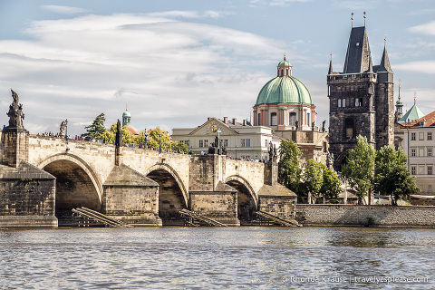 travelyesplease.com | Pleasant Surprises in Prague | Charles Bridge
