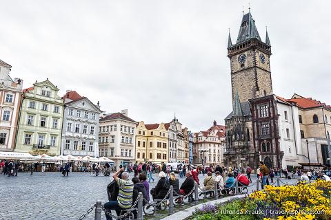 travelyesplease.com   Pleasant Surprises in Prague   Old Market Square