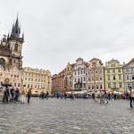 Pleasant Surprises in Prague