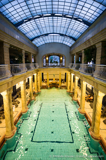 Budapest Spas Reviews And Tips For Visiting