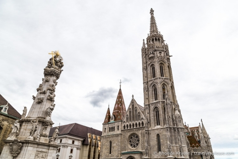 travelyesplease.com | Exploring Castle Hill- Things to See in Budapest's Castle District