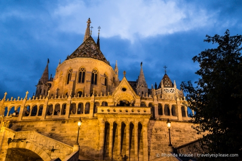 travelyesplease.com | Castle Hill, Budapest- Self-Guided Tour of the Points of Interest