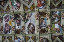 travelyesplease.com | Photo of the Week: Sistine Chapel, Vatican City, Rome