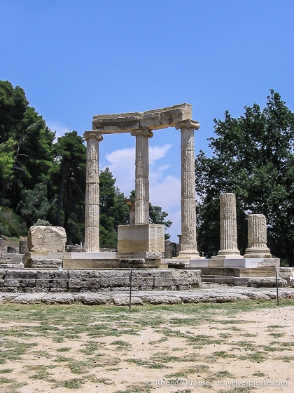 travelyesplease.com | Ancient Olympia- Birthplace of the Olympic Games
