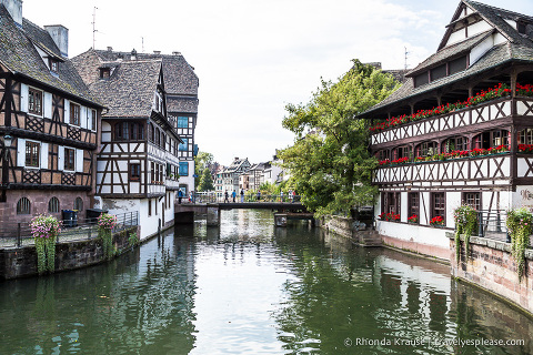 travelyesplease.com | Visiting Strasbourg- Charm, Romance and One Incredibly Tall Cathedral