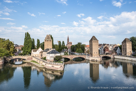 travelyesplease.com | One Day in Strasbourg, France- Best Things to Do in Strasbourg