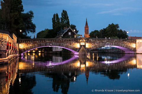 One Day in Strasbourg- Charm, Romance and An Incredibly Tall Cathedral
