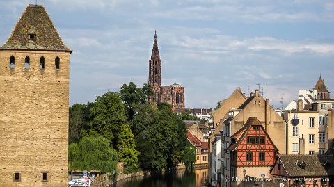 travelyesplease.com | Strasbourg 1 Day Itinerary- Things to Do in Strasbourg, France
