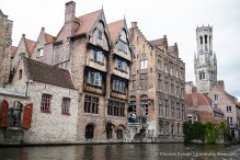 travelyesplease.com | The Rozenhoedkaai, Bruges: Photo of the Week