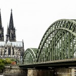 Photo of the Week: Cologne Cathedral and Hohenzollern Bridge