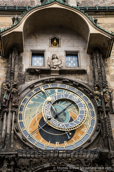 travelyesplease.com | Prague's Famous Astronomical Clock