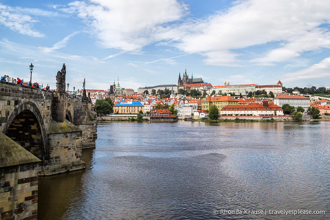 travelyesplease.com | A Walk Through Prague: Part Two- Prague's Lesser Town and Castle Quarter