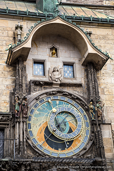 travelyesplease.com   Prague's Astronomical Clock- History, Design and Tips for Visiting