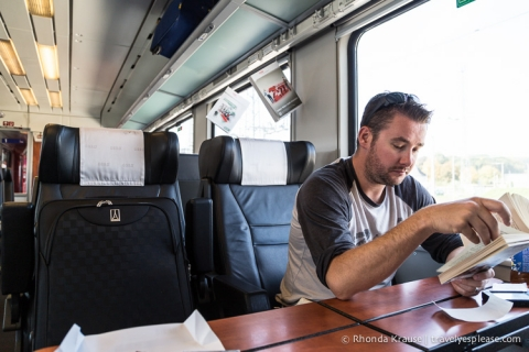 travelyesplease.com | Five Reasons Why We Love Train Travel