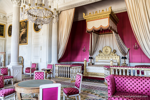 The Trianon Palaces at Versailles- Visiting the Grand Trianon and Petit Trianon.