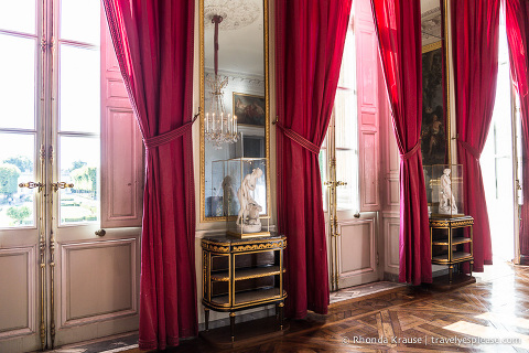 travelyesplease.com | Palace of Versailles: Part Two- The Trianon Palaces | The Petit Trianon