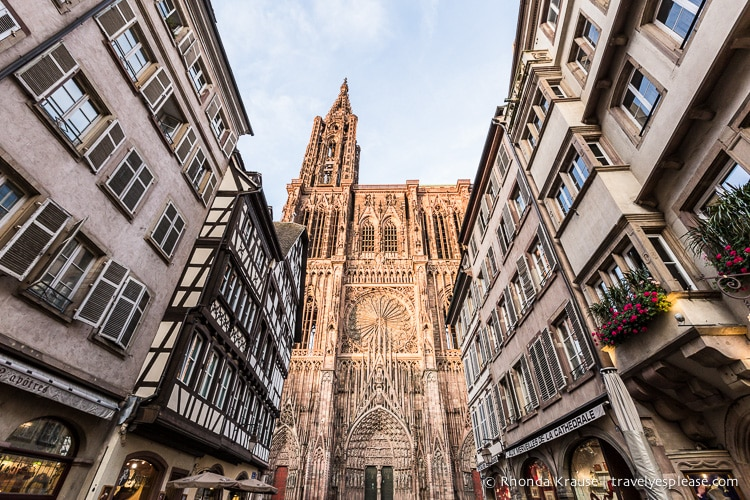 travelyesplease.com | Photo of the Week: Strasbourg Cathedral