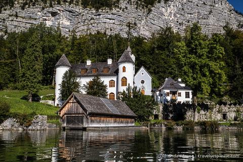 travelyesplease.com | Hallstatt, Austria- A Picturesque Lakeside Alpine Village | Hallstatt Lake
