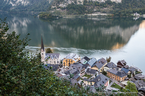 travelyesplease.com | Things to Do in Hallstatt, Austria- A Picturesque Lakeside Alpine Village