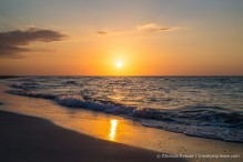 travelyesplease.com | Photo of the Week: Varadero Sunset
