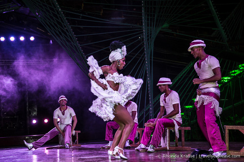travelyesplease.com | A Night Out at the Tropicana, Havana